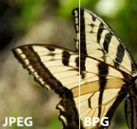 BPG: THE NEW IMAGE FORMAT THAT COULD REPLACE JPEG